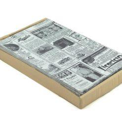 Cajas de Pizza / Papel horno - Anti grasa
